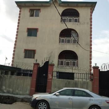 8 Numbers of Flats on 550 Square Meters Land Area, Oguntolu Street, Palmgrove, Onipanu, Lagos., Palmgrove, Shomolu, Lagos, Block of Flats for Sale