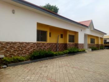 4 Bedrooms Semi Detached Bungalow with 1 Room Bq, Off Ibb Way, Maitama District, Abuja, Semi-detached Bungalow for Rent