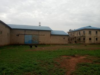 Warehouse on 5000sqm of Land C of O, Cbn Quarters Area, Karu, Abuja, Warehouse for Sale