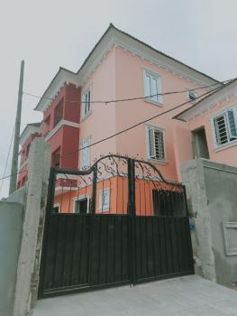 New Mini Flat with 2 Toilets, Sangotedo, Ajah, Lagos, Mini Flat for Rent