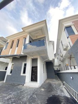 a Luxury 5 Bedroom Fully Detached Duplex with Bq, Chevron, Lekki, Lagos, Detached Duplex for Rent