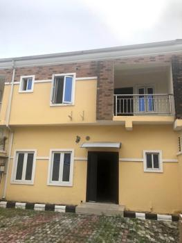 3bedroom Terrace Duplex, By Victory Park Road, with Private Compound, Osapa, Lekki, Lagos, Flat for Rent
