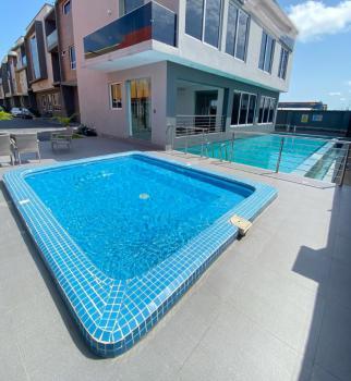 Luxury 5 Bedroom Duplex with Pool, Bq, Power, Security,  Water, Ikate, Lekki, Lagos, Detached Duplex for Sale