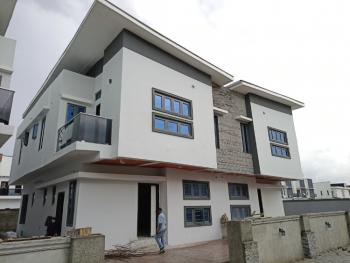 Magnificently Finished 4 Bedroom Semi Detached Duplex with Bq, Gated Estate, Ikota, Lekki, Lagos, Semi-detached Duplex for Sale