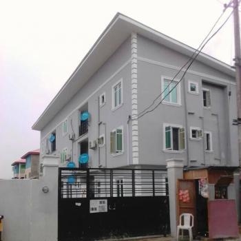 Luxurious 2 Bedrooms Flat, Off Oriola, Alapere, Ketu, Lagos, Flat for Rent