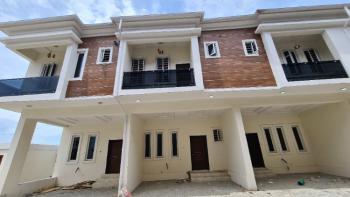 4 Bedroom Terrace Duplex with Full Functions, Harris Drive, By Vgc, New Regional Road, Vgc, Lekki, Lagos, Terraced Duplex for Sale
