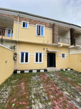 3 Bedrooms Terraced Duplex with Bq, By Victory Park Road, Osapa, Lekki, Lagos, Flat for Rent