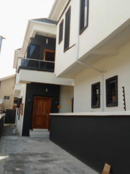 Newly Built 4bedroom Semi with Bq, Ikota, Ikota, Lekki, Lagos, Semi-detached Duplex for Rent