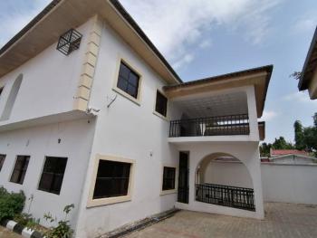4bedrooms Semi Detached Duplex with 2 Rooms Boys Quarter in Maitama, Maitama, Maitama District, Abuja, Detached Duplex for Rent