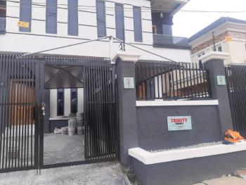 4 Bedroom Semi Detached Duplex, with Bq, Ikota Gra, Ikota, Lekki, Lagos, Semi-detached Duplex for Rent