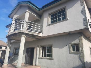 Distress Spacious 5 Bedroom with 2 Units of Mini Flat, Via Orchid Road Or Abraham Adesanya Road, Okun-ajah, Ajah, Lagos, Detached Duplex for Sale