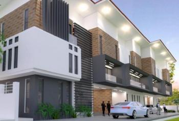 Four Units of 4 Bedrooms Terraced Duplexes, Ologolo, Lekki, Lagos, Terraced Duplex for Sale