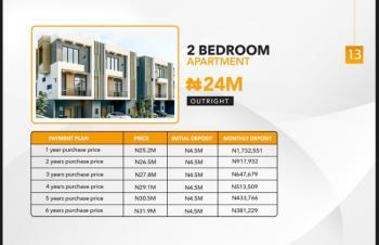 Luxury 2 Bedroom Apartment, Abraham Adesanya, Lekki Phase 2, Lekki, Lagos, Block of Flats for Sale