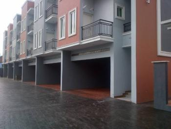 Exquisitvely Built 4 Bedroom Terrace + Bq, Swimming Pool, 24 Hours Power, Opebi, Ikeja, Lagos, Terraced Duplex for Sale
