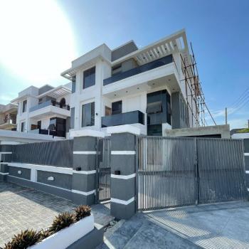 Exquisitvely Built 5 Bedroom Duplex + Cinema, Swimming Pool, Bq, Lekki Phase 1, Lekki, Lagos, Detached Duplex for Sale