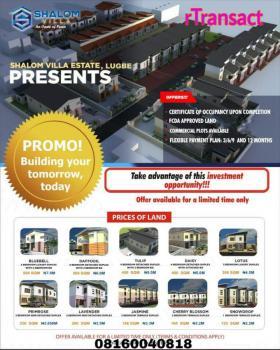 Shalom Villa Estate Land, Trade More Estate, Lugbe District, Abuja, Residential Land for Sale