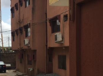 Standard Three Bedroom Flat, Downstairs, Georgious Cole Estate, Ogba, Ikeja, Lagos, Flat for Rent