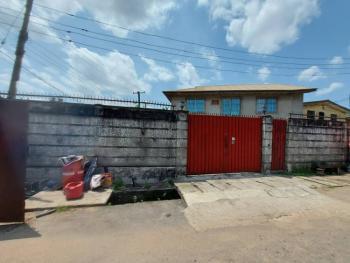 a 4 Bedroom Detached Duplex with 2 Bq on 500sqm, Ilupeju Estate, Ilupeju, Lagos, Detached Duplex for Sale