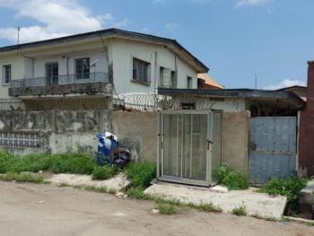 a 5 Bedroom Semi-detached Duplex with 2 Bq, Ilupeju Estate, Ilupeju, Lagos, Semi-detached Duplex for Sale