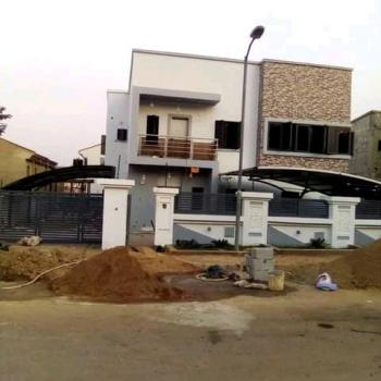 a Luxury 4 Bedroom Stand Alone Duplex with Bq and Exotic Finishing, Rockvale Manor, Apo Dutse, Behind Cedacrest Hospital, Apo, Abuja, Detached Duplex for Sale