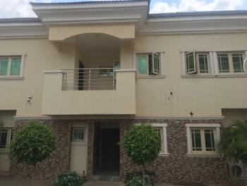 Tastefully Finished 4 Bedroom Terrace Duplex with One Room Bq, Durumi, Abuja, Terraced Duplex for Rent