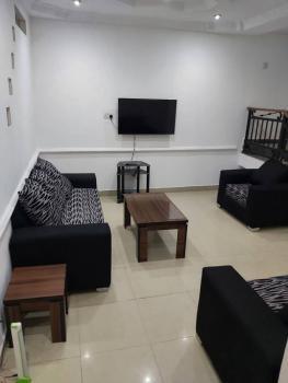 Stylish Furnished Executive Room and Parlour, Lekki Phase 1, Lekki, Lagos, Mini Flat for Rent