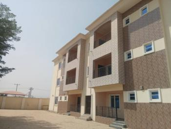 Serviced Excellent 3 Bedroom Flat with a Room Bq, Karimo, Gwarinpa, Abuja, Flat for Rent