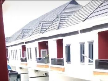 Beautifully Built 4 Bedrooms Terrace Duplex, Chevron 2nd Toll Gate, Lekki, Lagos, Terraced Duplex for Rent
