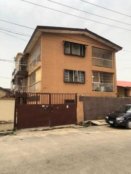 Block of 6 Flats with 3 Bedroom, Yaba, Lagos, Block of Flats for Sale