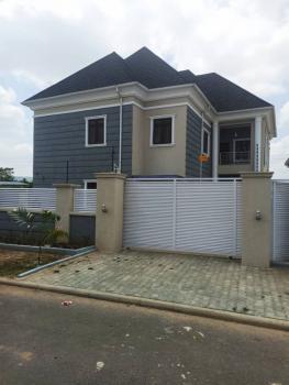 Brand New Luxury Five Bedrooms Deplex with Bq, Tarred Road, Jahi, Abuja, Detached Duplex for Sale