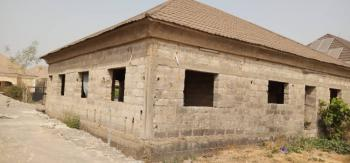 Tasteful and Spacious  3 Bedroom Carcass, Copa Cubana, Lokogoma District, Abuja, Detached Bungalow for Sale