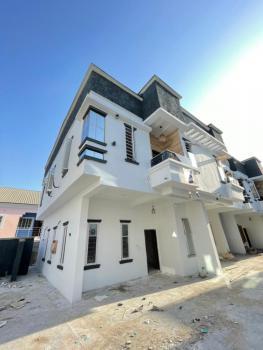 Luxury 4 Bedrooms Semi Detached Duplex Newly Built with Bq, Off Orchid Road, Lekki, Ikota, Lekki, Lagos, Semi-detached Duplex for Sale