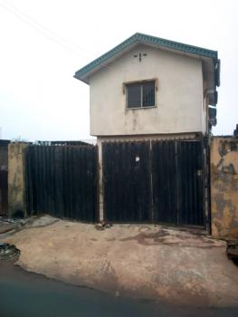 4 Nos of Mini Flat, 2 Up & Down. on 1/2 Plot of Land, Amodu Crescent, Off Ojerinde Street, Akute, Ifo, Ogun, Block of Flats for Sale