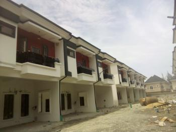 4 Bedroom Terrace House, Ikota Gra, Ikota, Lekki, Lagos, Terraced Duplex for Sale