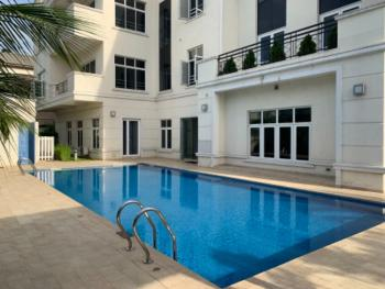 Massive 3 Bedrooms Flat with 1room Bq, Mike Adenuga Avenue, Banana Island, Ikoyi, Lagos, Flat for Rent