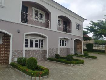 Elegant and Spacious 4 Bedrooms Terraced Duplex in a Serene Location, Jabi, Abuja, Terraced Duplex for Rent