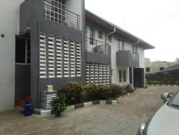4 Bedrooms Terraced Duplex with Bq, Maitama District, Abuja, Terraced Duplex for Rent