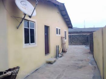 5 Bedrooms Bungalow with 2 Big Shops. One Full Plot, Jolasco, Ojodu Berger, Akute, Ifo, Ogun, Detached Bungalow for Sale