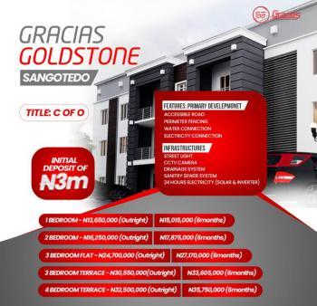 Exquisite Blocks of Flats, Gracias Gold Stone, Sangotedo, Ajah, Lagos, Block of Flats for Sale