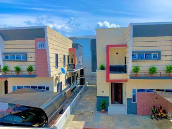 4 Bedroom Duplex Available at Chevron Drive, Chevron Drive 2 Tailgate, Lekki, Lagos, Semi-detached Duplex for Sale