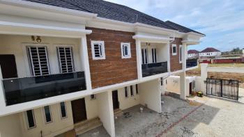 Latest 4 Bedroom Terrace Duplex Facing The New Regional Road to Ikoyi, on Harris Drive, Lekki Phase 2, Vgc, Lekki, Lagos, Terraced Duplex for Sale