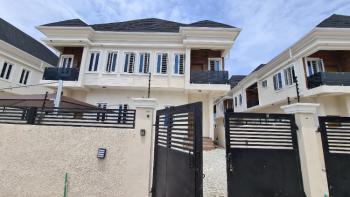 Luxury 4 Bedroom Semi Detached Duplex with Excellent Facilities, Harris Drive, Lekki Phase 2, New Regional Road, Vgc, Lekki, Lagos, Semi-detached Duplex for Sale