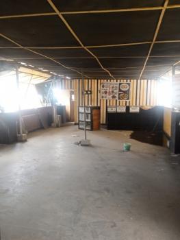 Spacious Open Hall / Restaurant / Church Space, Upstairs, Adeniran Ogunsanya, Surulere, Lagos, Church for Rent