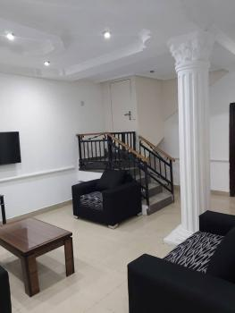 a Stylish Stunning Furnished One Bed Ensuite Flat in a Fully Serviced, Lekki Phase 1, Lekki, Lagos, Mini Flat for Rent