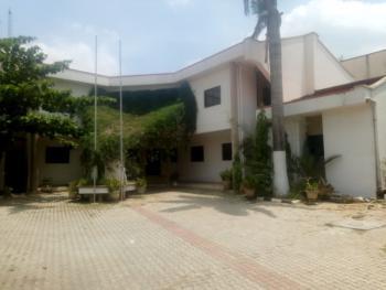 7 Bedrooms Fully Detached Duplex with 4 Rooms Servants Quarter., Off Ademola Adetukubo Crescent, Wuse 2, Abuja, Detached Duplex for Rent