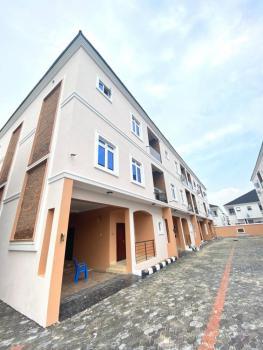 a Brand New Secured Court, Chisco, Ikate Elegushi, Lekki, Lagos, Terraced Duplex for Rent