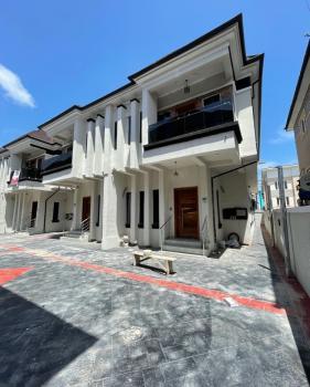 Excellent Built 4bedroom Semi Detached Luxury, 2nd Toll Gate, Lekki, Lagos, Semi-detached Duplex for Rent