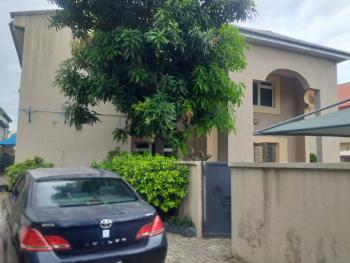 Spacious 4bedroom Duplex with Room Bq for Residential Or Commercial, Lekki Right By Petrocam Filling Station, Lekki Phase 1, Lekki, Lagos, Semi-detached Duplex for Rent