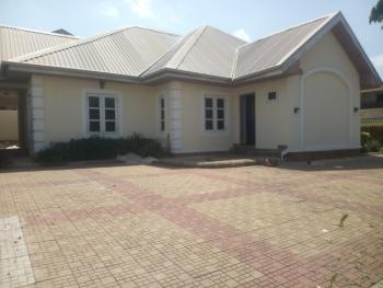 Partly Serviced 3bedroom Semi Detached Bungalow with Selfcon Room Bq, Maitama District Abuja, Maitama District, Abuja, Semi-detached Bungalow for Rent