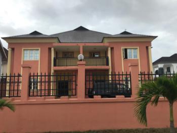 4 Bedroom Semi Detached Duplex with 24 Hours Power Supply and Bq, Pinnock Beach Estate, Osapa, Lekki, Lagos, Semi-detached Duplex for Rent